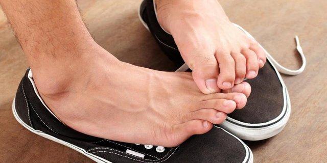 7 Cara Untuk Menghilangkan Bau kaki